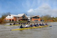 Oxford University Boat House